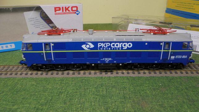 Piko 96330 elektrowóz PKP Cаrgo ET 22-854 Zаkłаd Południowy Nowy Sаcz