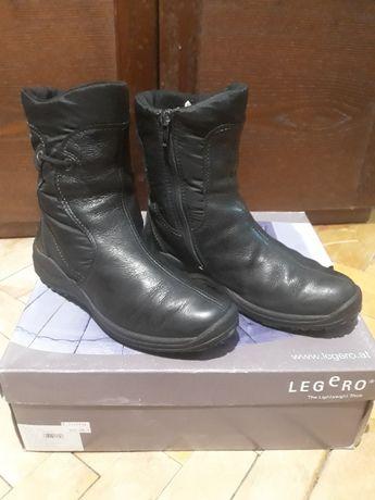 Чобітки зимові для дівчинки чоботи Суперфіт сапожки для девочки