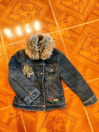 Mayoral джинсовка куртка курточка деми