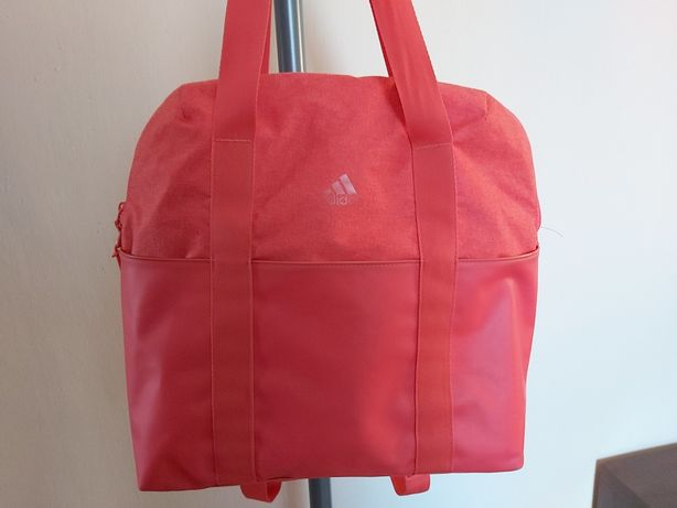 Adidas training Tote bag torba plecak 2 w 1  j.nowa