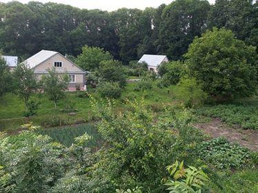 продається будинок з прибудинковими будівлями біля заповідника