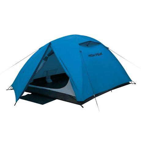 Namiot High Peak Kingston 3 niebiesko szary 10300