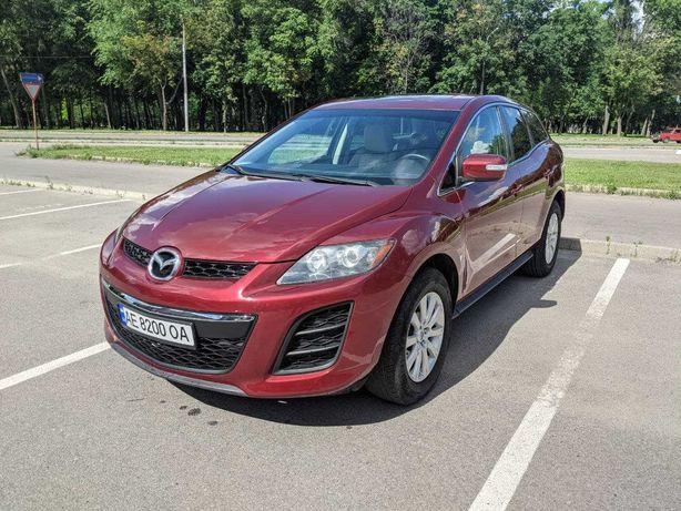 Mazda cx-7 2.5 ГБО