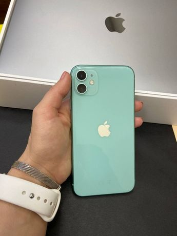 iPhone 11 128 gb Green | Neverlock | Гарантия/Обмен