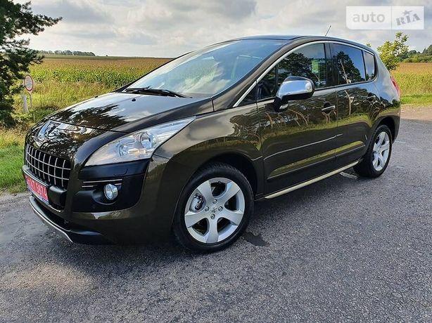 Peugeot 3008 1.6 2011