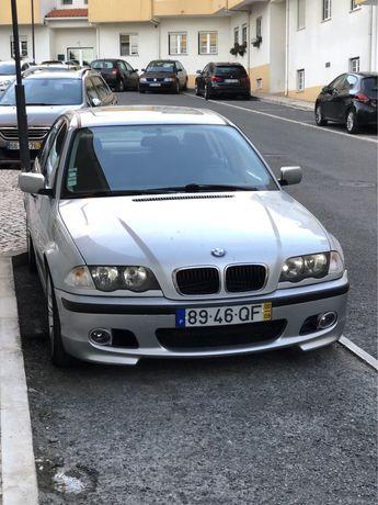 BMW 320d E46 136cv