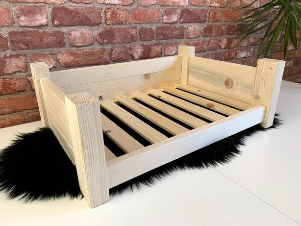 Drewniane legowisko dla psa - Roxi
