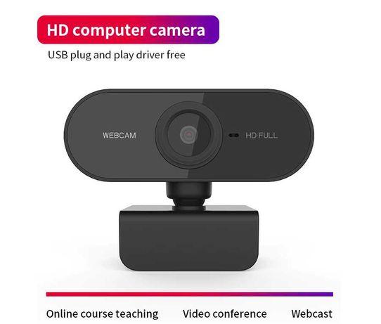 Kamerka internetowa z mikrofonem HD 1080P