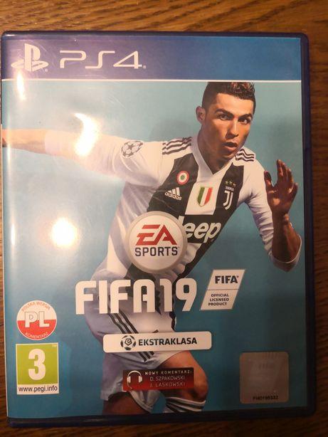 Fifa 19 PS4 gra*