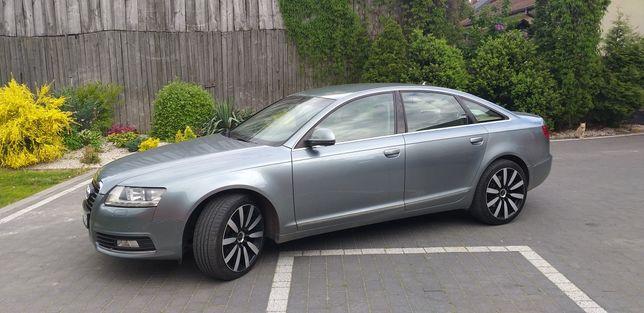 Audi a6 c6 lift stan perfekcyjny 3.0tdi quatro