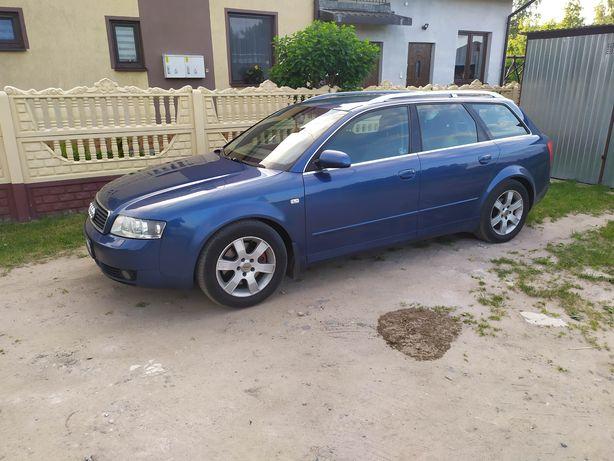 Audi a4 b6 1.8t quatro 163KM