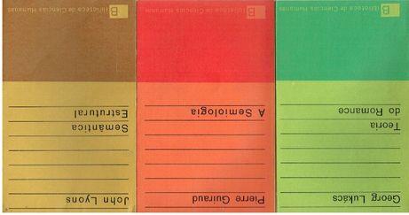 7990 - Colecção Biblioteca de Ciências Humanas da Editorial Presença