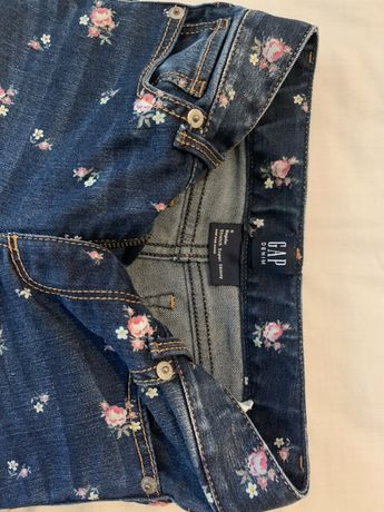 Gap kids jeansy roz. 6