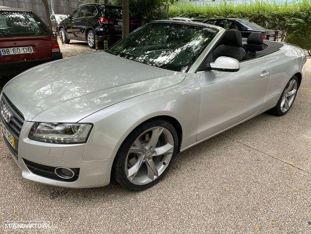 Audi A5 Cabrio Cabrio.2.0 TDi