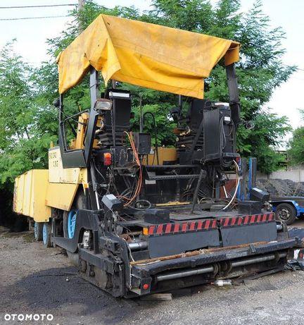 ABG 455  ABG Titan 455, rozściełacz asfaltu, rozścielacz do asfaltu drogowy