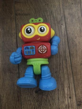 Interaktywny Robot Rysio