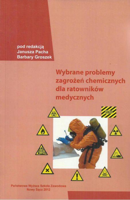 Wybrane problemy zagrożeń chemicznych dla ratowników medycznych Łódź - image 1