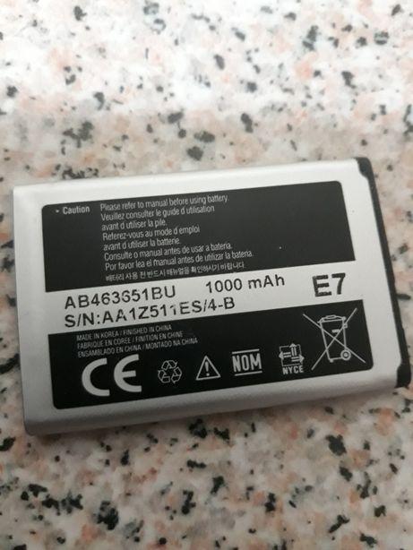 Bateria para telemóvel