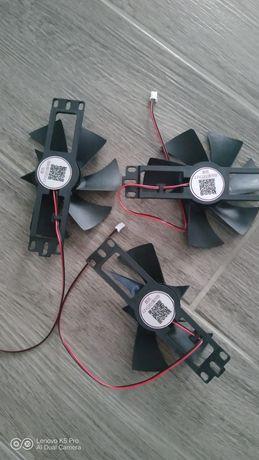 Вентиляторыдля индукционной плиты с поломаными лопастями