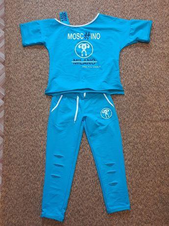 Спортивный костюм спортивной костюм Moschino Milano