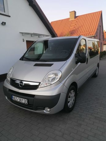 Opel Vivaro 9-osób 2.0 CDTI L2H1. Stan Idealny !!!