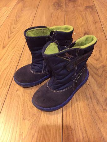 Superfit 24, buty zimowe dla dzieci, śniegowce, unisex