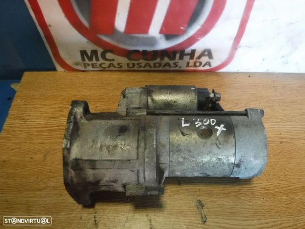 Motor de arranque Mitsubishi L300 L200  2.5D