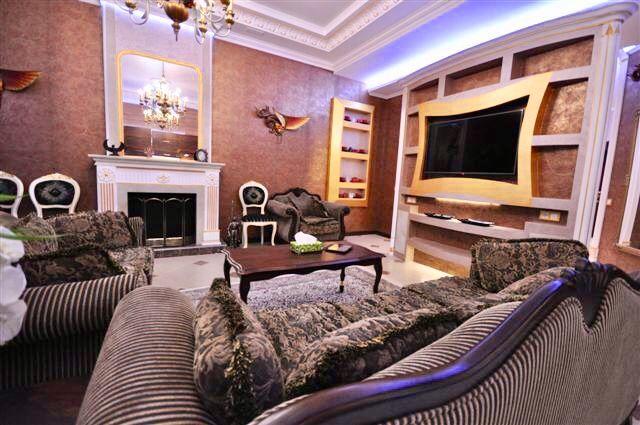 Королевские Апартаменты,VIP 3 спальни,Аркадия,огромная зелёная терраса