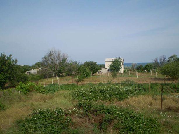 продам участок с дачным домом у моря