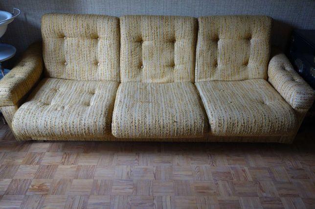 Sofá-cama Vintage