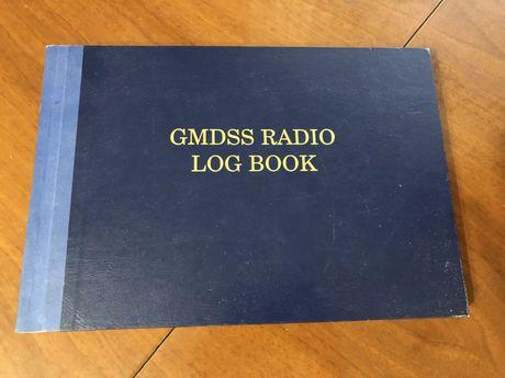 Судовой журнал.GMDSS Radio LOG BOOK.
