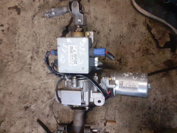 Pompa wspomaganie elektryczne opel corsa c combo