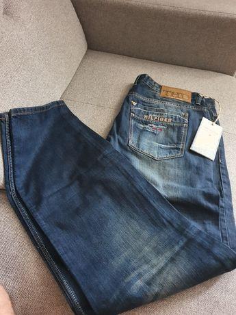 Spodnie Tommy Hilfiger rozmiar 40
