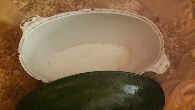 Посуда алюминиевая и чугунная б/у