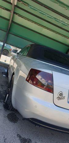 Audi A4 CAabrio 2.5TDI 163cv