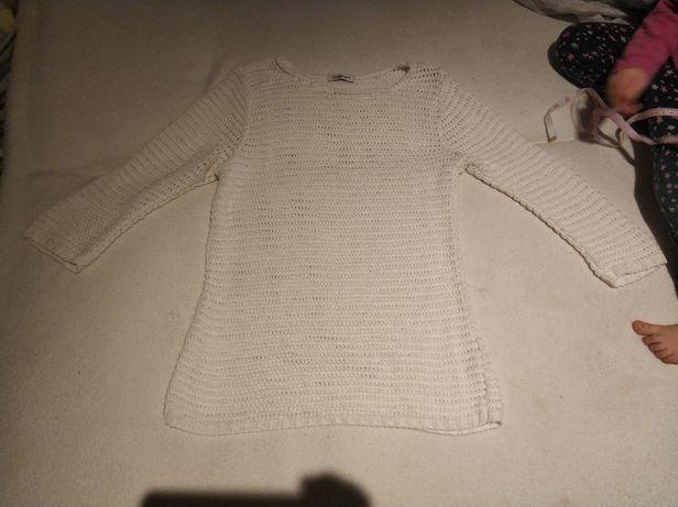 Sweterek ecru r. 38/40