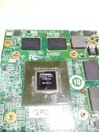 Видеокарта 512MB nVidia GeForce 9600M GT VG.9PG0Y.006