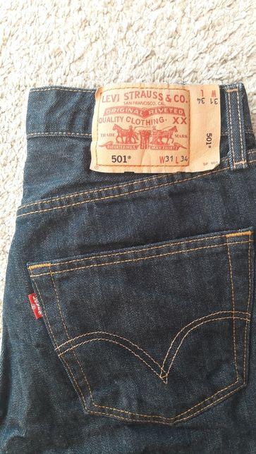 Levis 501 jeans spodnie