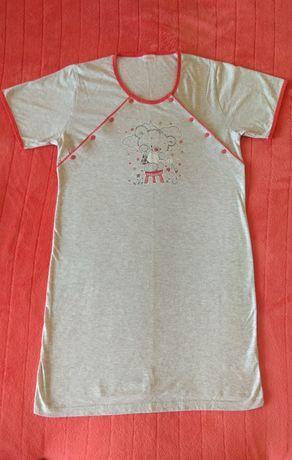 Koszula do karmienia porodu ciążowa Vienetta M