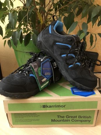 Karrimor mount low ботинки деми мальчик 34