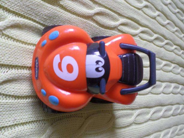 Carro Turbo Touch Chicco