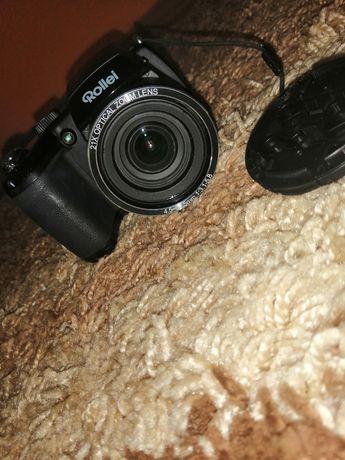 Aparat fotograficzny Rollei Powerflex 220