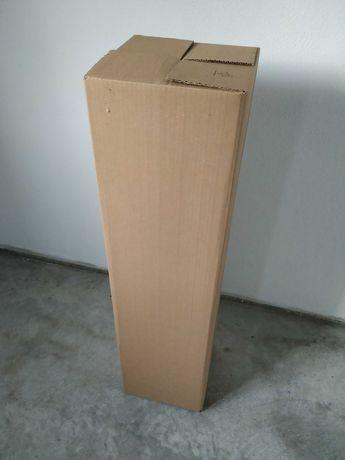 Caixa de cartão 1 x 0,25 x 0,25 m