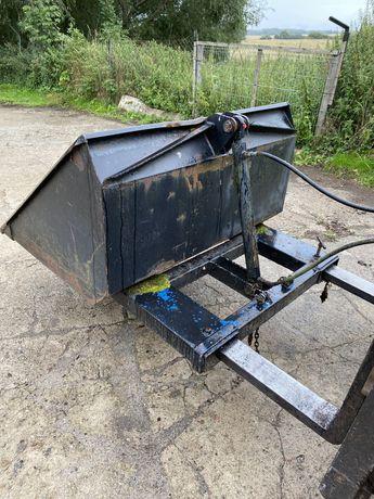 Łycha hydrauliczna do wózka widłowego