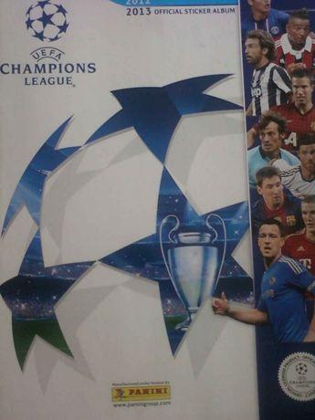 Panini Лига Чемпионов 2012-13. Альбом + наклейки.