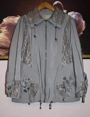 Красивая куртка большого размера 48-54р