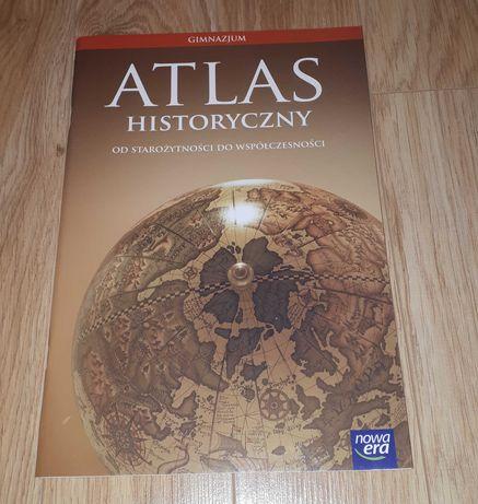 Atlas historyczny od starożytności do współczesności nowa era