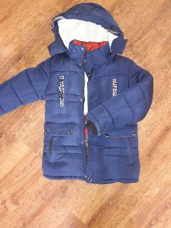 Куртка на рост 135