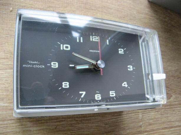 DIEHL budzik zegar zegarek niemiecki z lat 60-tych VINTAGE