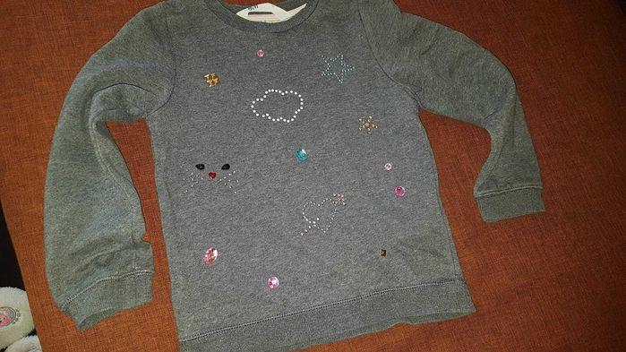 Ciuszki dla dziewczynki dziewczece rozmiar 110 116 Szczecinek - image 1